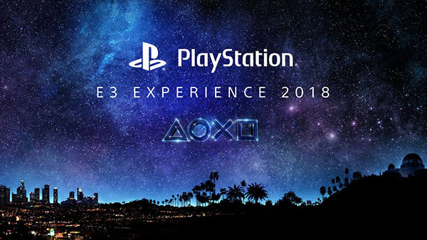 PlayStation E3 Experience 2018