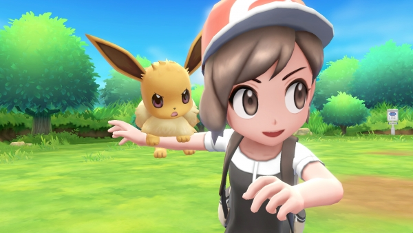 Pokemon: Let's Go Pikachu and Let's Go Eevee