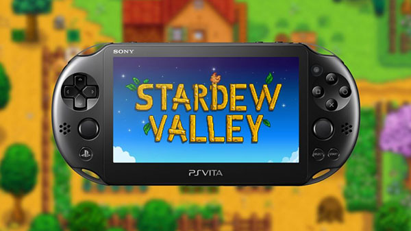 Stardew Valley will launch for PS Vita on May 22, developer ConcernedApe announced.