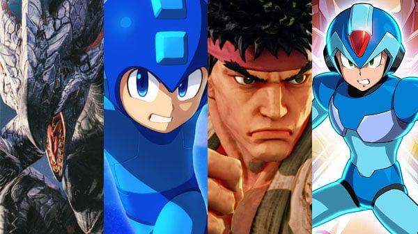 d55010c2dba Capcom E3 2018. Capcom has announced the lineup ...