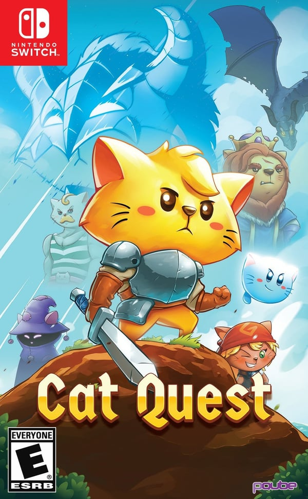 Cat Quest Game Coming to Nintendo Switch
