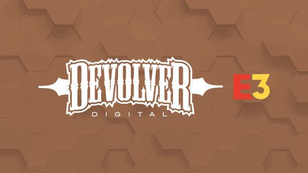 Devolver Digital E3 2018 press conference