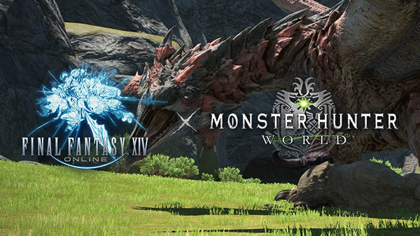 Final Fantasy XIV x Monster Hunter: World