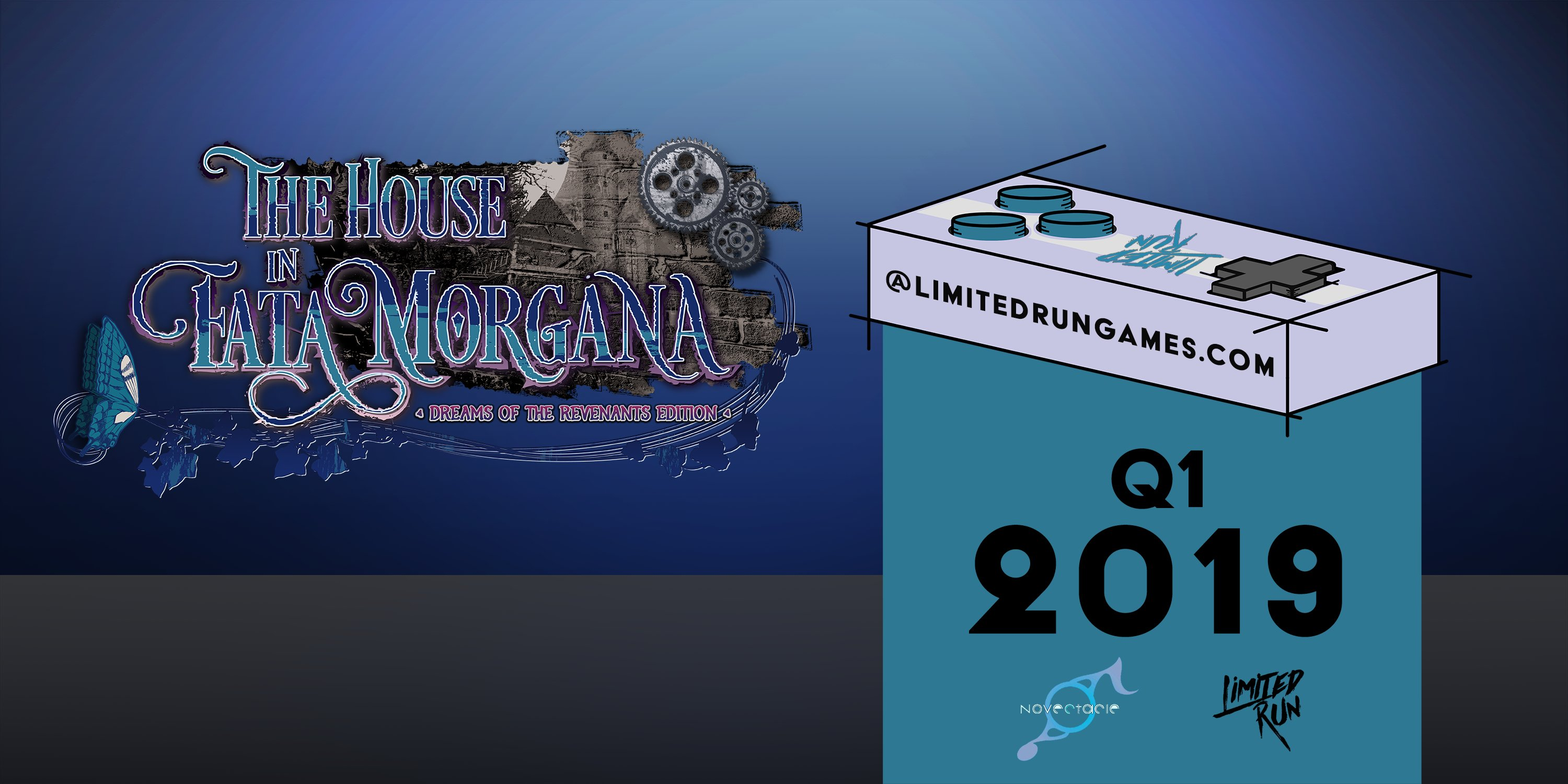 The House in Fata Morgana coming west for PS4, PS Vita in Q1