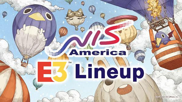 NIS America at E3 2018