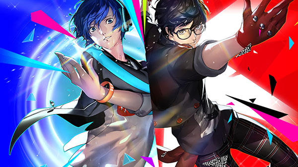 Persona 3 and 5 Dancing