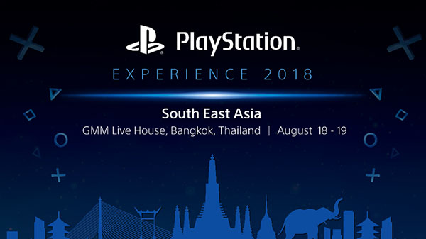 PlayStation Experience 2018 South East Asia