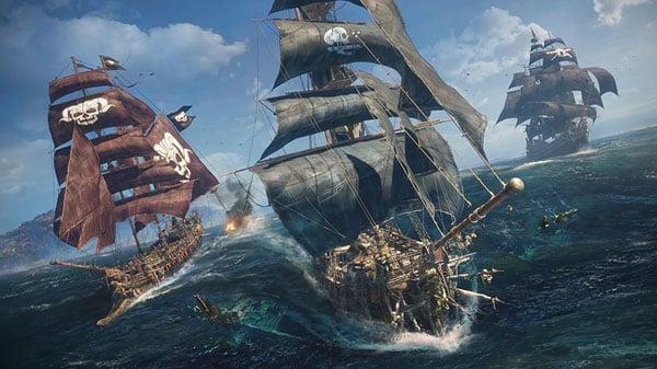 Skull & Bones maakt indruk met trailer en nieuwe gameplay beelden