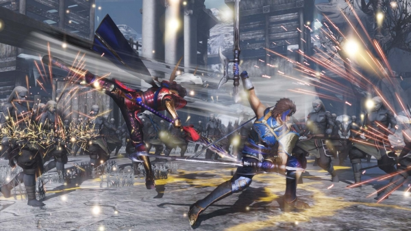Warriors Orochi 4 launches October 16 in North America ...