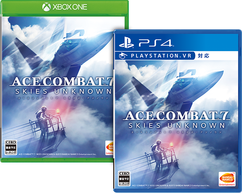 Ace Combat 7 PC Download