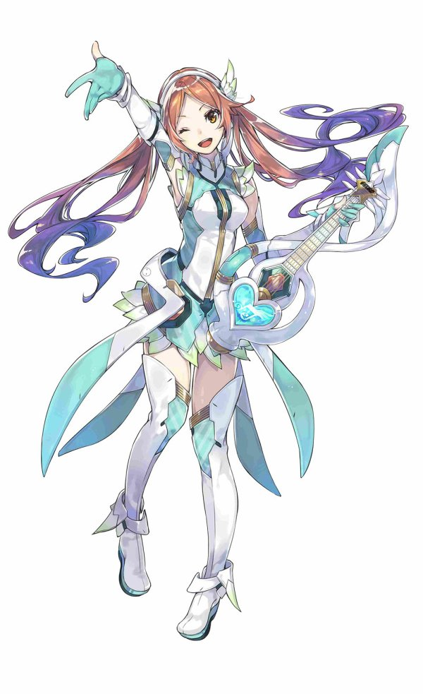 Idola Phantasy Star Saga