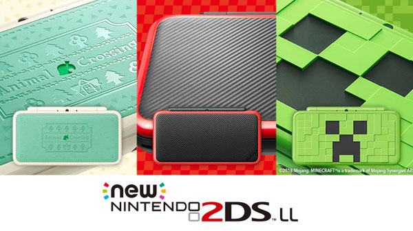 New 2DS LL