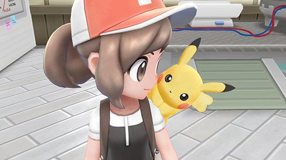 Pokemon: Let's Go, Pikachu! and Let's Go, Eevee!