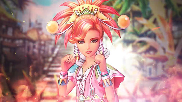 SaGa: Scarlet Grace - Hiiro no Yabou
