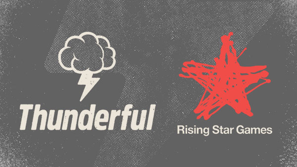Thunderful and Rising Star Games