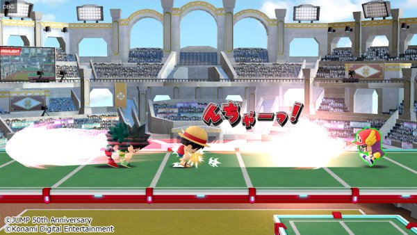 Weekly Shonen Jump Jikkyou Janjan Stadium