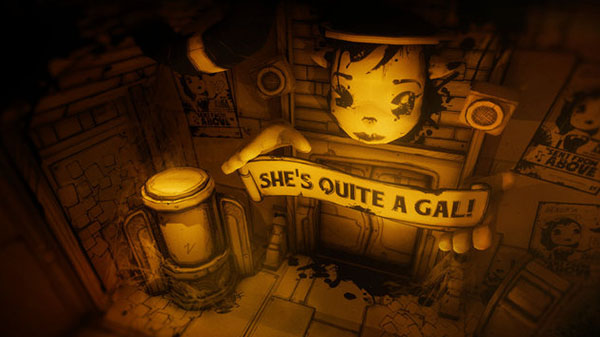 bendy and the ink machine coming to ps4 and xbox one on october 26
