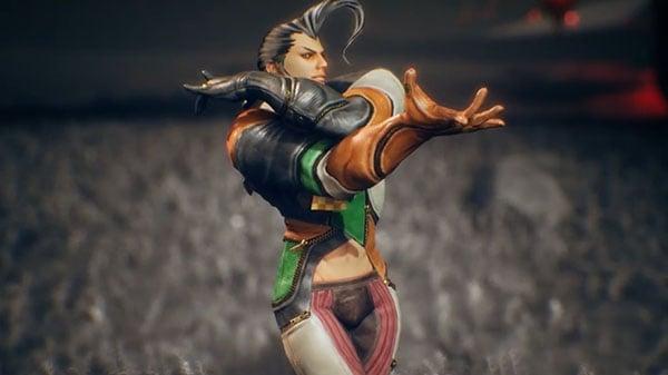 fighting ex layer free dlc characters vulcano rosso and pullum purna gameplay videos gematsu gematsu