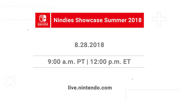 Nindies Showcase Summer 2018
