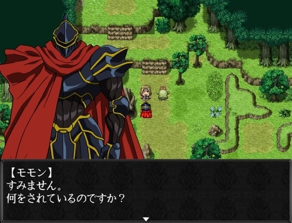 Original Overlord RPG made in RPG Maker MV released as free