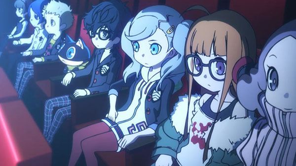 Persona Q2: New Cinema Labyrinth launches November 29 in