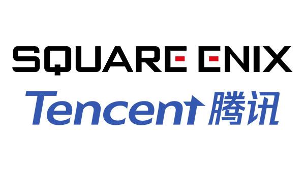 Square Enix x Tencent