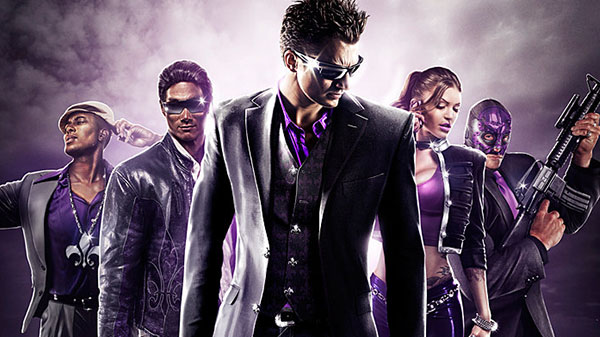 Saints Row The Third Characters