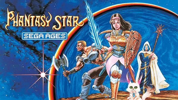 Sega Ages: Phantasy Star