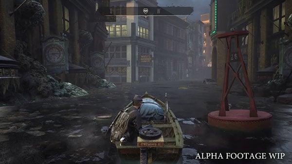 Resultado de imagen para The Sinking City