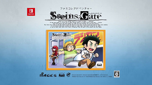 Steins;Gate 8-bit