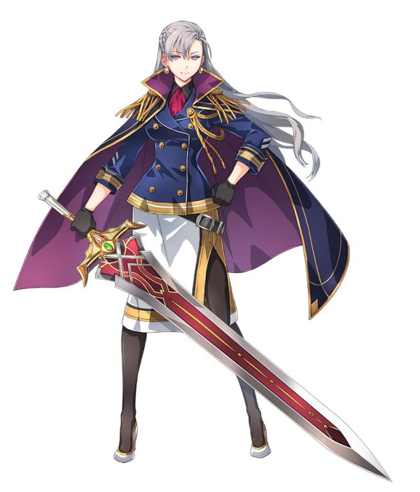 legend of heroes trails of cold steel dlc costumes