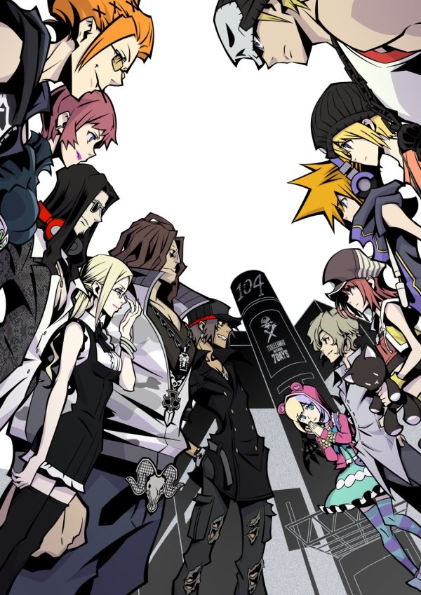 The World Ends with You: Final Remix details A New Day