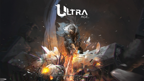 Korean High Speed Action Roguelike Ultra Age For Ps4 Launches