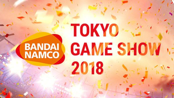 Bandai Namco at TGS 2018