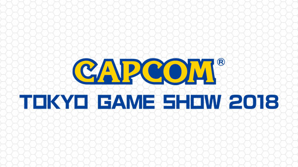 Capcom at TGS 2018