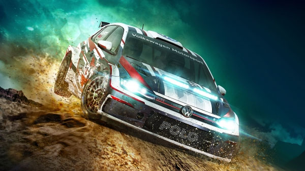 dirt rally 2 0 announced for ps4 xbox one and pc gematsu. Black Bedroom Furniture Sets. Home Design Ideas