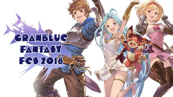 Granblue Fantasy Fes 2018