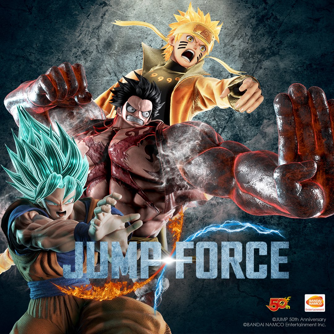 Jump Force Adds Super Saiyan Blue Goku Transformation