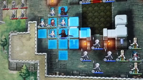 Langrisser I Ii Tgs 2018 Gameplay Gematsu