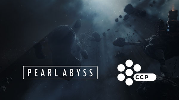 Pearl Abyss and CCP Games