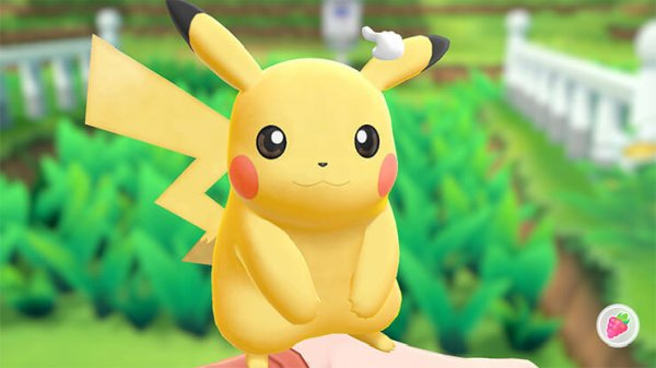 Pokemon Lets Go Pikachu and Lets Go Eevee