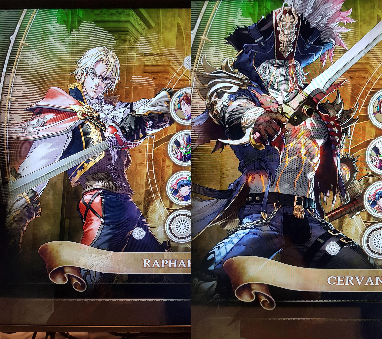 Soulcalibur VI adds Cervantes, Raphael - Gematsu