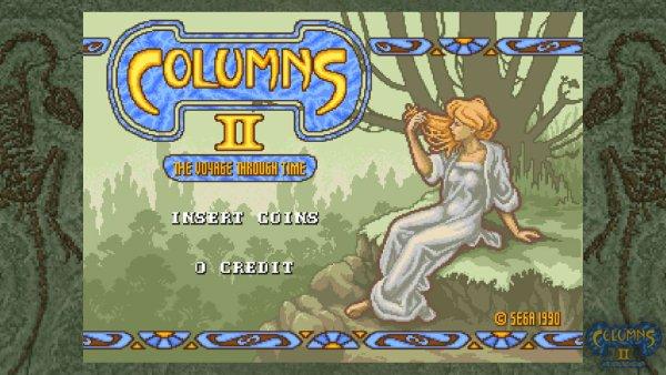 Sega Ages: Columns II