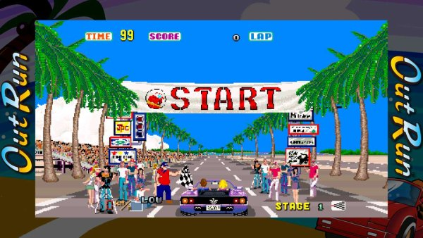Sega Ages: Out Run