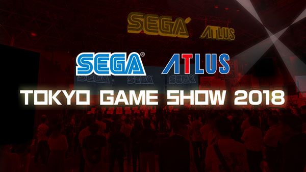 Sega at TGS 2018