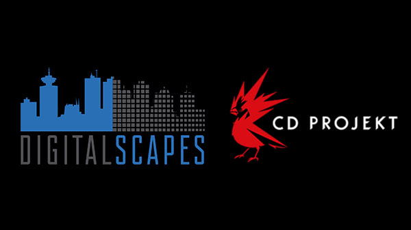 Digital Scapes and CD Projekt RED