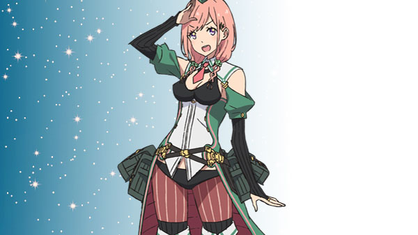 Conception Plus Adds Tv Anime Character Arfie Gematsu