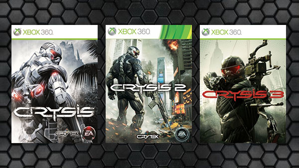 Crysis 1, 2, and 3 added to Xbox One Backward Compatibility