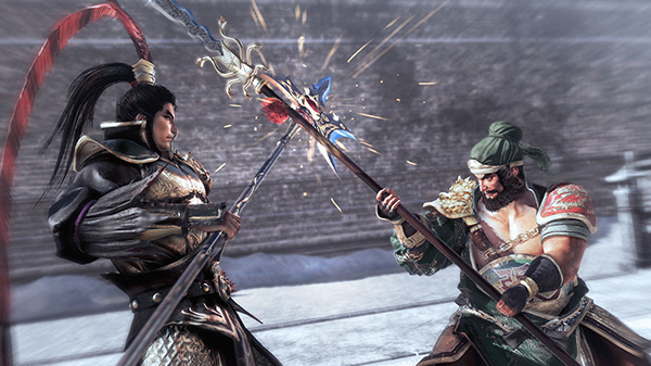 Dynasty Warriors 9 update to add online and local split-screen two