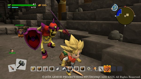 Dragon Quest Builders 2 Monster Recruitment Guide: Dragon Quest Builders Details Occulm Island Story And